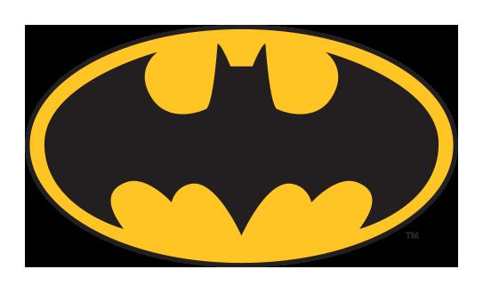 Batman Titanium Steel Black Stud Earrings Men Earrings