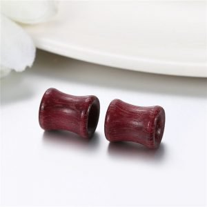 Wood Plugs & Tunnels Wooden Ear Plugs Men