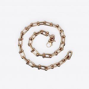 Gold chain bracelet mens